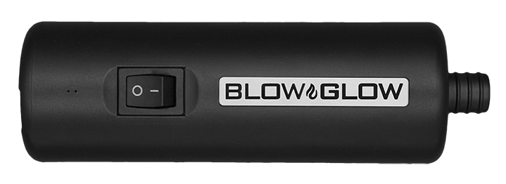 BlowGlow schein nach außen
